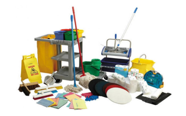 JANITORIAL & MAINTENANCE SUPPLIES