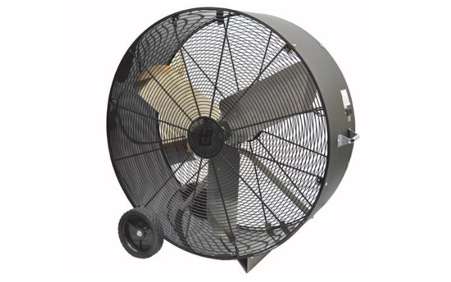 INDUSTRIAL FANS & BLOWERS